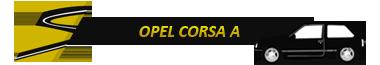 Kategoria Opel Corsa A