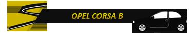 Kategoria Opel Corsa B