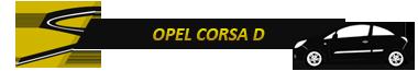 Kategoria Opel Corsa D